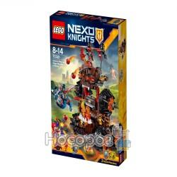 """Конструктор LEGO """"Осадная машина генерала магмары"""" 70321"""