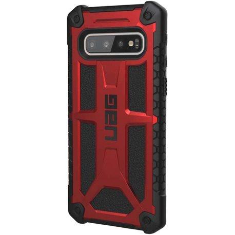 Фото UAG Monarch для Galaxy S10 [Crimson (211341119494)]