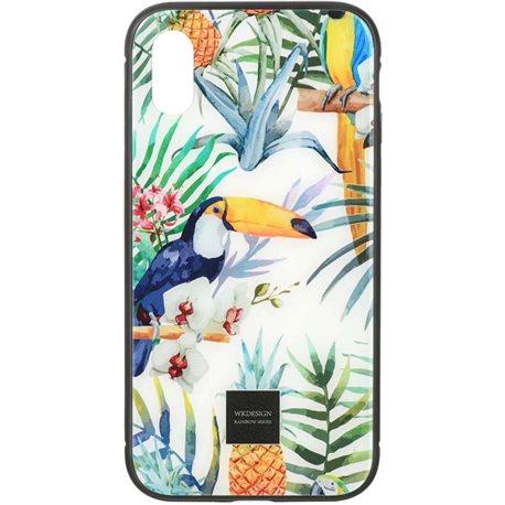 Фото WK WPC-107, Jungle для iPhone XS [CL15927 (681920359203)]