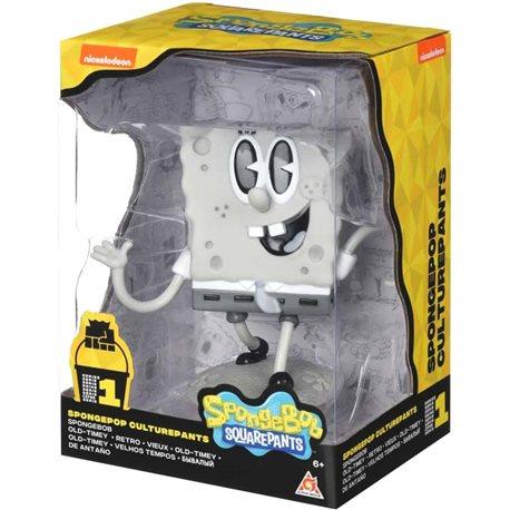 Фото Sponge Bob Игровая фигурка SpongePop CulturePants - Old Timey SB