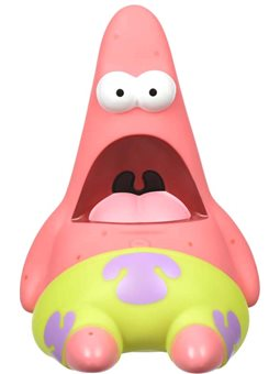 Игровая фигурка SpongeBob Masterpiece Memes Collection Surprised Patrick [EU691003]