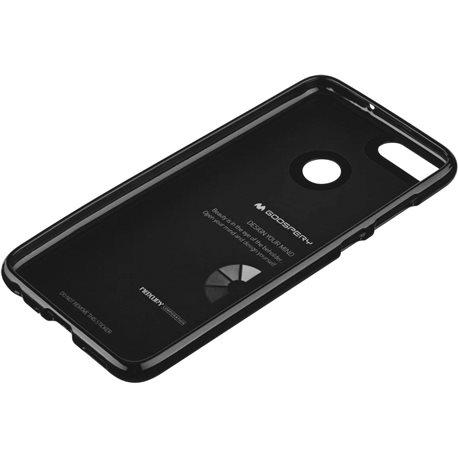 Фото Goospery Jelly Case для P Smart [BLACK (8809550386204)]