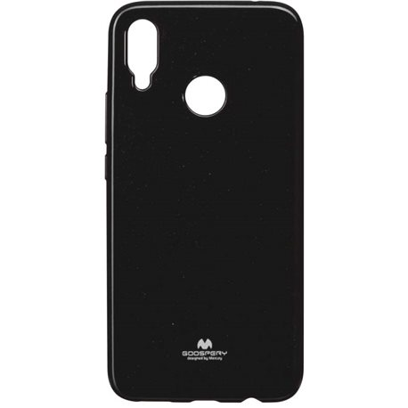 Фото Goospery Jelly Case для P Smart + [BLACK (8809621283081)]