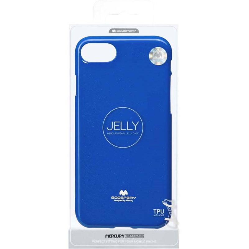 Фото Goospery Jelly Case для iPhone 7/8 [NAVY (8806174360634)]