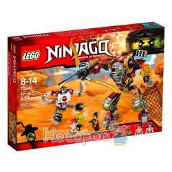 """Конструктор LEGO """"Робот М. Е.С. из металлолома"""" 70592"""