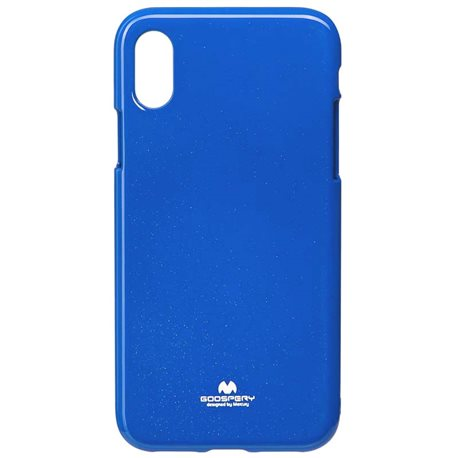 Фото Goospery Jelly Case для iPhone X / XS [NAVY (8806164393000)]