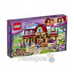 """Конструктор LEGO """"Клуб верховой езды в Хартлейке"""" 41126"""