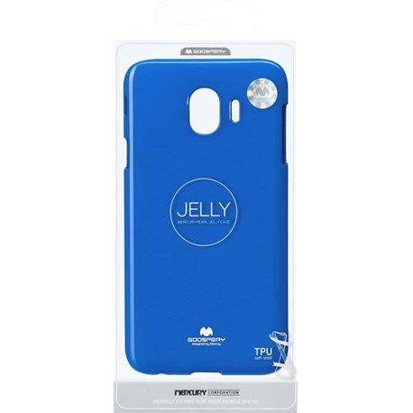 Фото Goospery Jelly Case для Galaxy J4 (J400) [NAVY (8809610546128)]