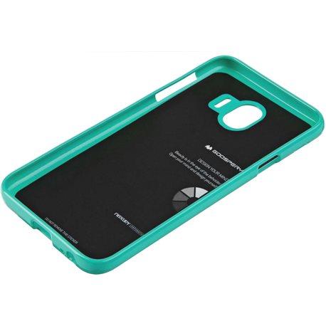 Фото Goospery Jelly Case для Galaxy J4 (J400) [MINT (8809610546142)]