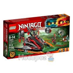 "Конструктор LEGO ""Вермільйон-загарбник"" 70624"
