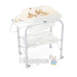 Пеленальный столик с ванночкой Cam Combi