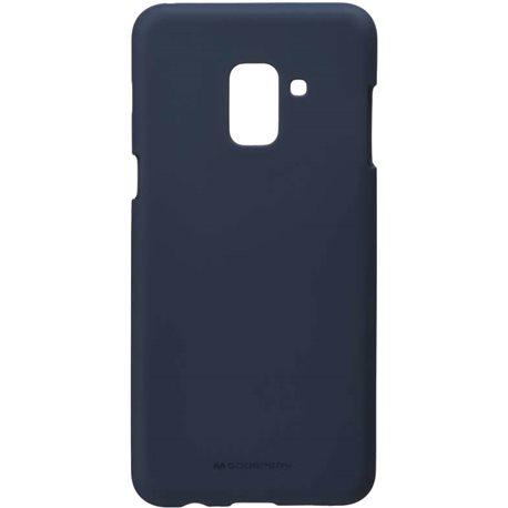 Фото Goospery SF Jelly для Galaxy A8 (A530) [MIDNIGHT BLUE (8809550413474)]