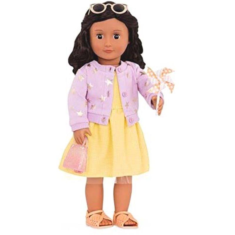 Фото Our Generation Набор одежды для кукол Deluxe - Летнее платье