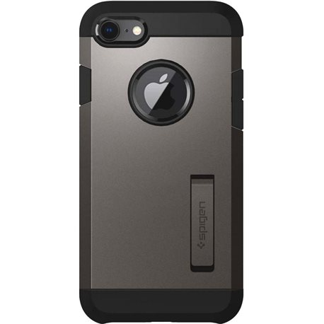 Фото Spigen Tough Armor 2 для iPhone 8/7 [Gunmetal (054CS22214)]