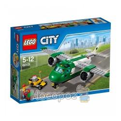 """Конструктор LEGO """"Грузовой самолет в аэропорту"""" 60101"""
