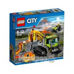"""Конструктор LEGO """"Вулкан: гусеничная машина"""" 60122"""