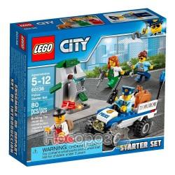 """Конструктор LEGO """"Полиция: стартовый набор"""" 60136"""