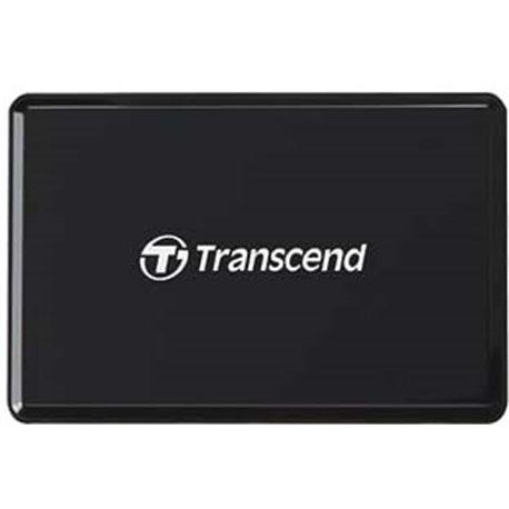 Фото Transcend USB 3.1 RDF9K UHS-II Black R260 / W190MB / s