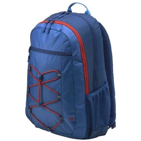 HP Active 15.6 [Blue / Red Backpack]