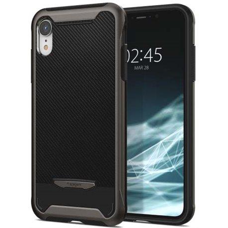 Фото Spigen Hybrid NX для iPhone XR [Gunmetal (064CS24903)]
