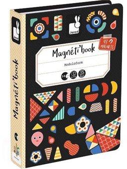 Janod Магнитная книга - формы