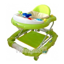 Ходунки Babyhit Emotion Racer - Green