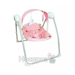Шезлонг детский Babyhit Deep Sleep - Pink
