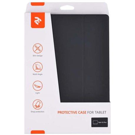 "Фото 2E PU Case для Lenovo Tab4 10 ""Plus, Black"