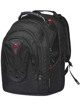 """Рюкзак с отделением для ноутбука, Wenger Ibex 125th 17 """"Ballistic, черный [605501]"""