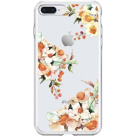 Фото Spigen Liquid Crystal для iPhone 8 Plus / 7 Plus [Aquarelle Primrose (055CS22784)]