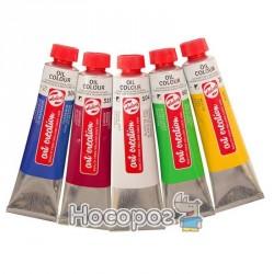 Краски масляные 40мл в ассортименте