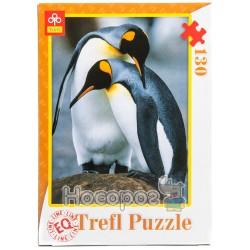 "82005 Пазл ""130 ел."" - Пингвины/Фото"