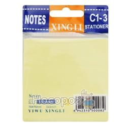 Бумага для заметок с липким слоем XINGLI C1-3 / T-03
