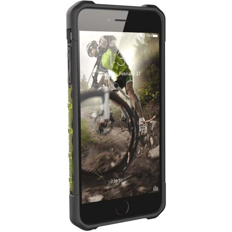 Фото UAG Plasma Case для iPhone 8/7 / 6S Plus [Citron]