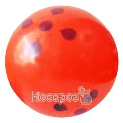 Мяч резиновый C12759 (500шт) ассорти, 25см 60г