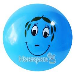 Мяч резиновый C12766 (600шт) ассорти, 15см 40г