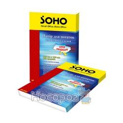 Бумага для заметок не клееный SOHO SH-1051