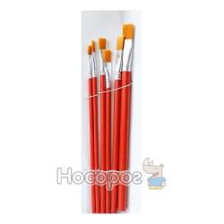 Набор кисточек SAT Best pen 662-6
