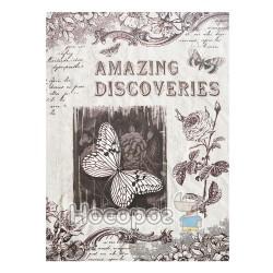 Блокнот Amazing discoveries А5052
