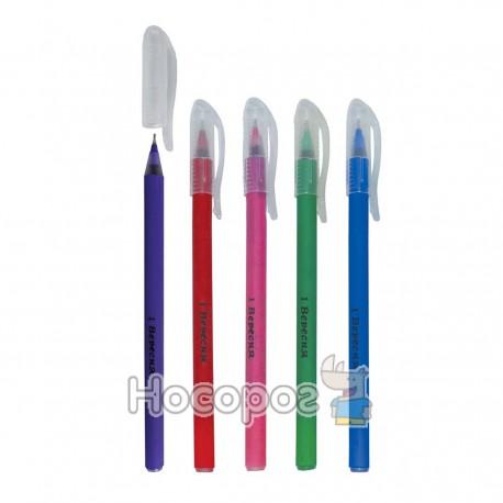 Ручка шариковая 1 Вересня Soft Touch 411079