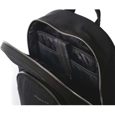 "Фото Tucano Nota Backpack для MB PRO 13 ""(чёрный)"