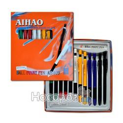 Ручка шариковая AIHAO 503 / М