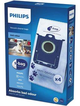 Сменный синтетический мешок-пилозбирник Anti-Odeur S-bag Philips FC8023 / 04 [FC8023 / 04]