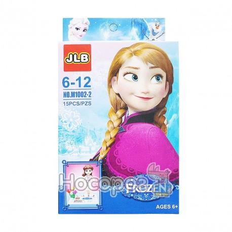 "Фото Конструктор ""Brick"" ""Frozen"" 3D 1002-1\2\3\4\5\6 р.8ч4х14 см."