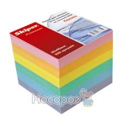 Папір для нотаток не клеєний Skiper SK-4711 кольоровий (90*90/900арк) 140118