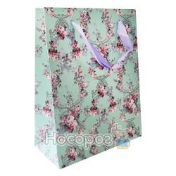 """Пакет подарунковий """"Квіточки"""" ЕС-М1-1344,1348"""