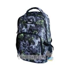Ранець-рюкзак SAF 97017 420D PL, сір-зел. (2 відд., 43*30*18см) 13018370
