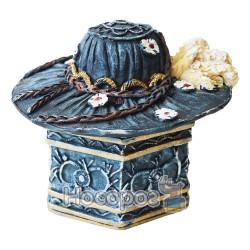 Фігурка керамічна Шкатулка-шляпа