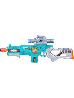 Игрушечное оружие Same Toy Peace Pioner Бластер DF-17218AZUt [DF-17218AZUt]