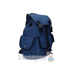Рюкзак SAF 97001 Canvas/PU, 1 відд., 34*28*16см 13018210